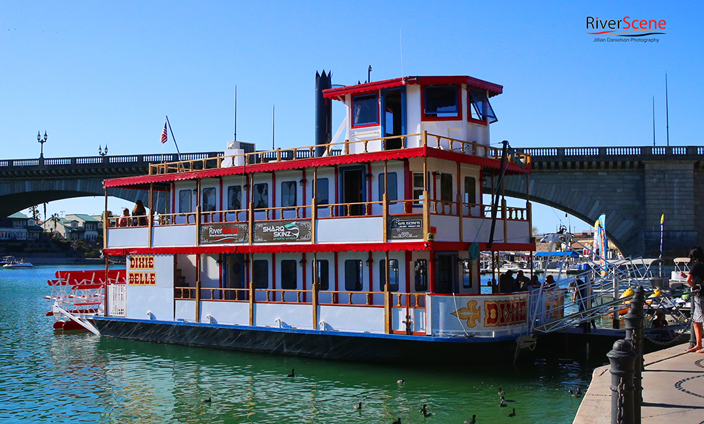 The Return Of The Iconic Dixie Belle To Lake Havasu