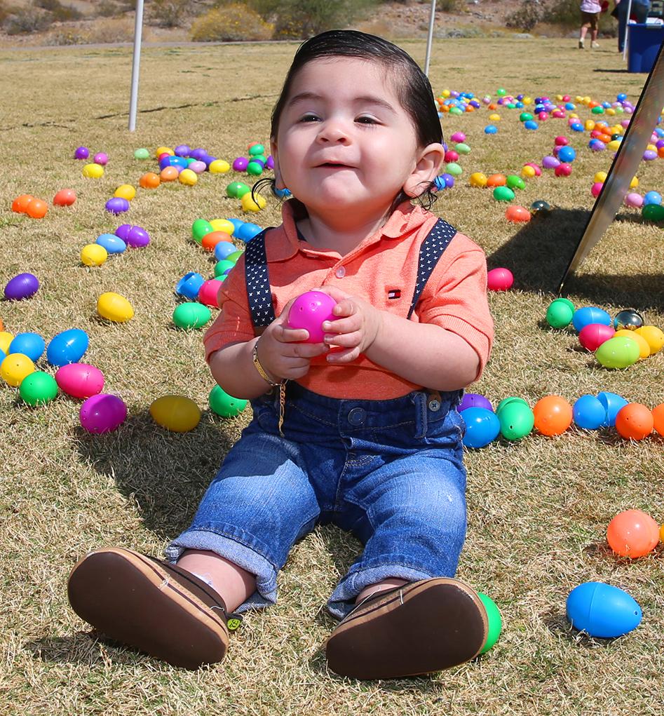 Sunrise Rotary Easter Egg Hunt