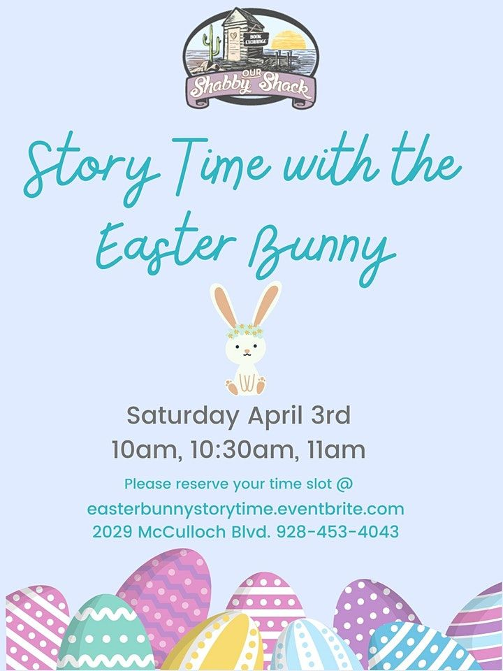 Story Time With The Easter Bunny