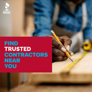 Find a BBB Contractor Near You