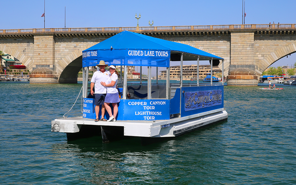 Sunset Charter And Tours Delivers A Quintessential Havasu Experience