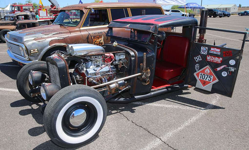 Rockabilly Reunion Rat Rod 2021 Lake Havasu