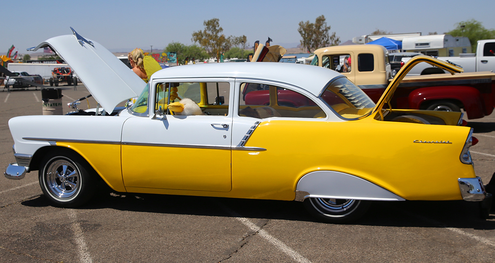 Rockabilly Reunion car