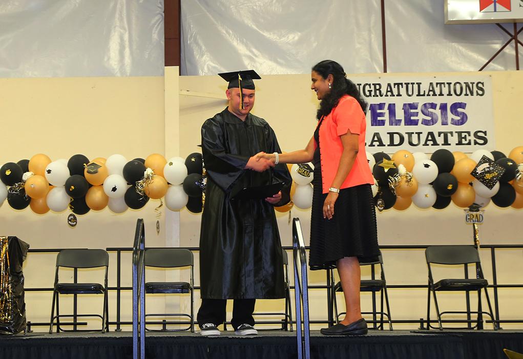 Telesis Graduation Celebrated