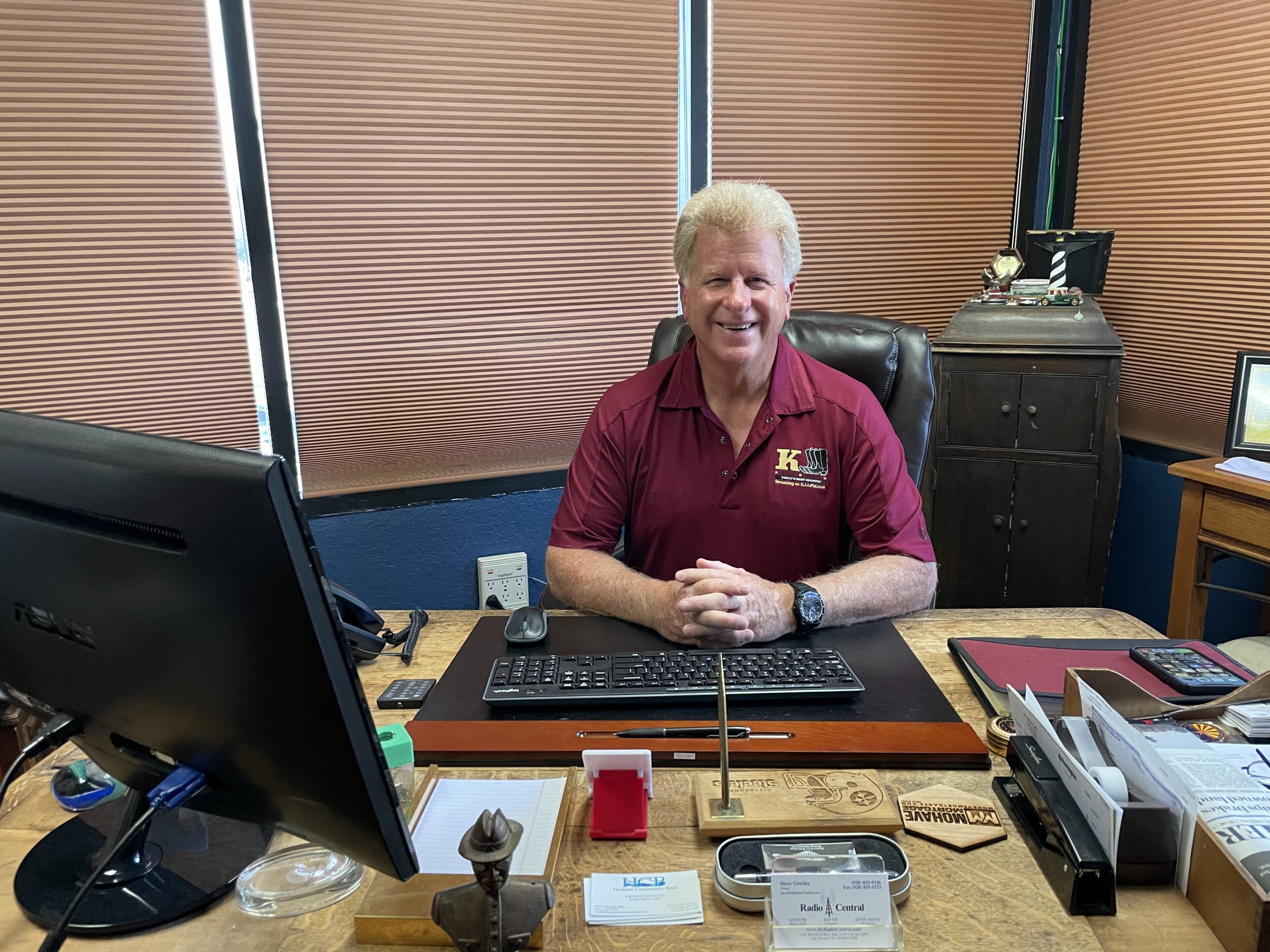Havasu Pioneer Reflects On The Past, Looks To The Future