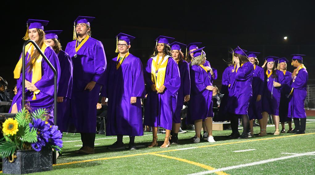 LHHS Graduation 2021
