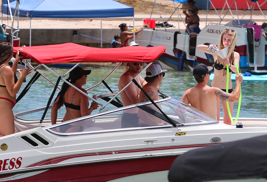 Memorial Weekend Lake Havasu 2021