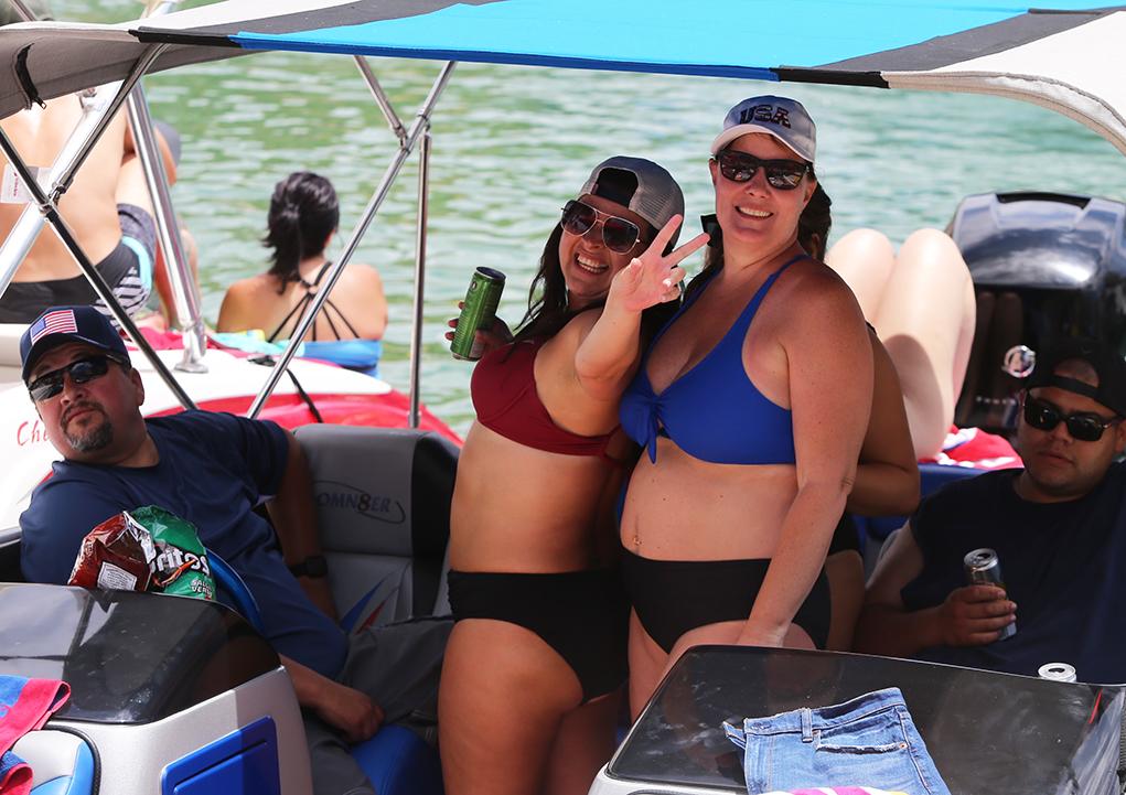 Memorial weekend 2021 Lake Havasu
