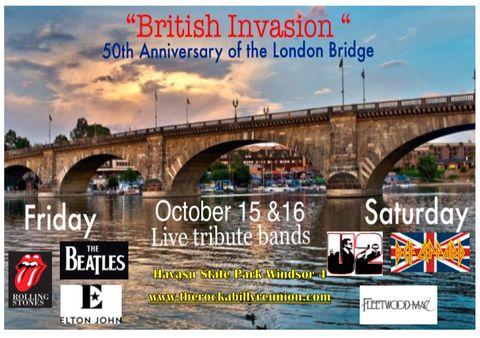 British Invasion Tribute Bands