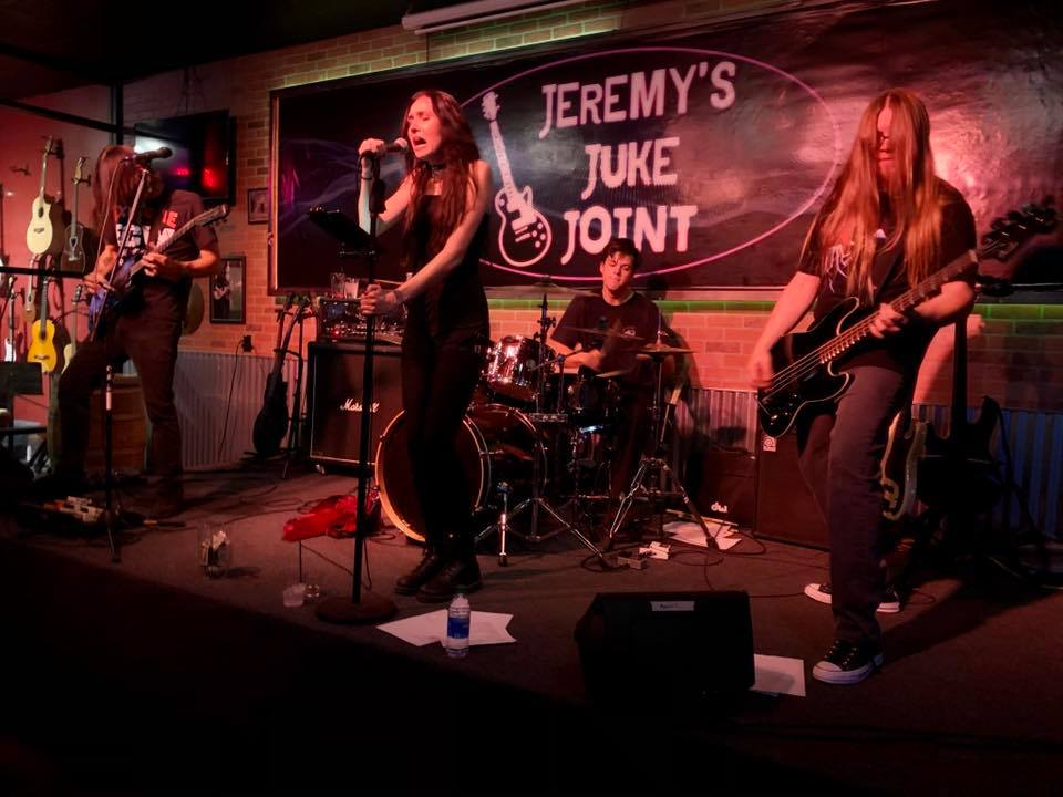 The 64s at Jeremys Juke Joint