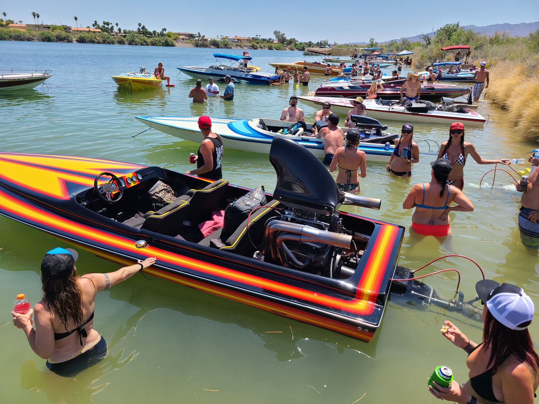 SoCal Jet Boats: One Hot Summer Weekend