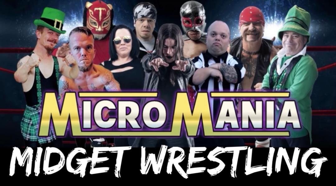 MicroMania Midget Wrestling