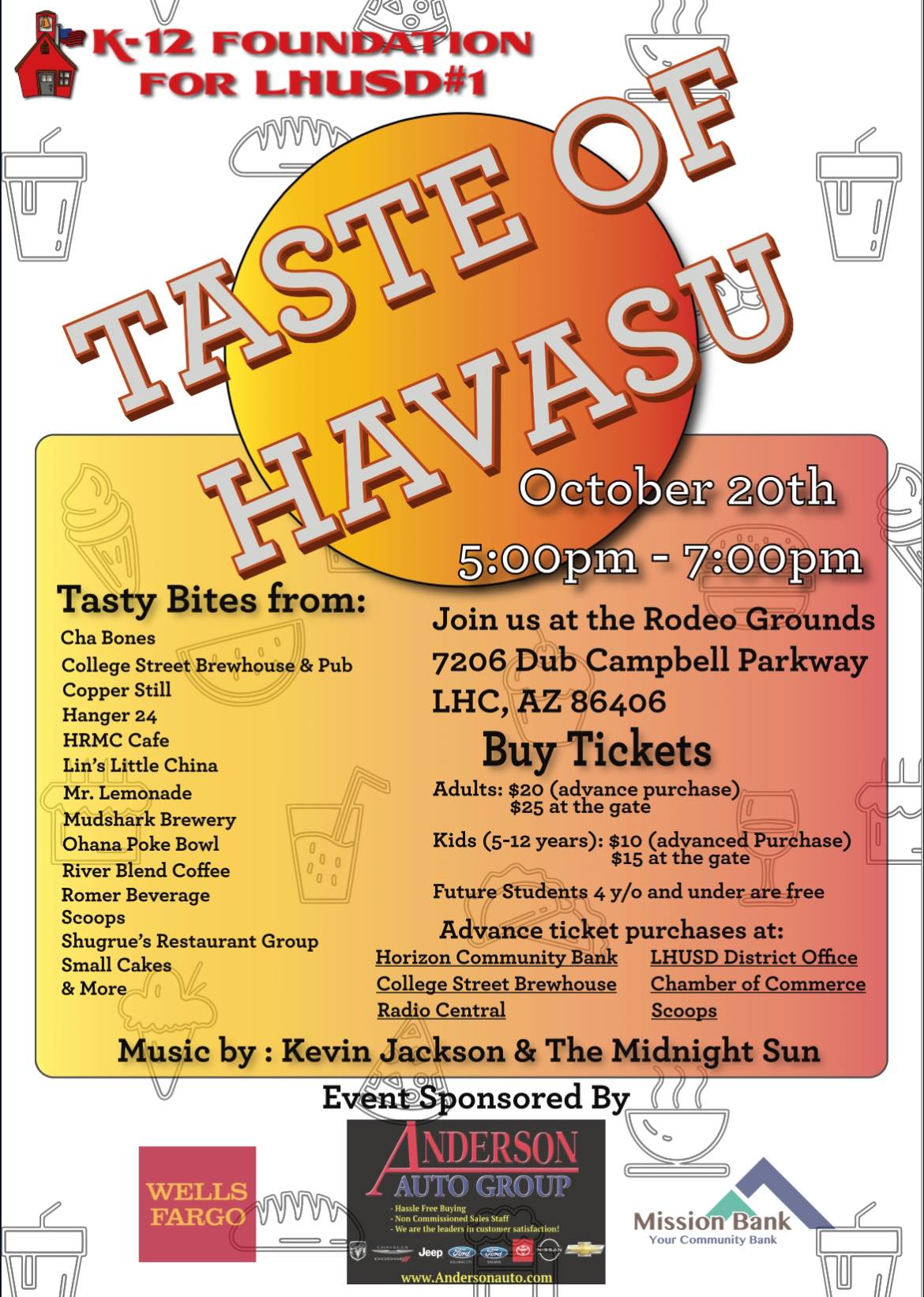 Taste of Havasu