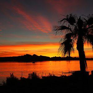 Lake Havasu sunset 2