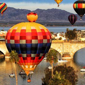 Hot Air Balloons 1