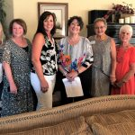 Soroptimist Int'l Of Lake Havasu City Installs Board Of Directors