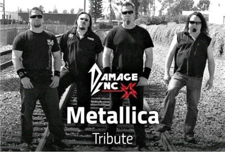 Live Music: Damage Inc. Live At Romano's Saturday
