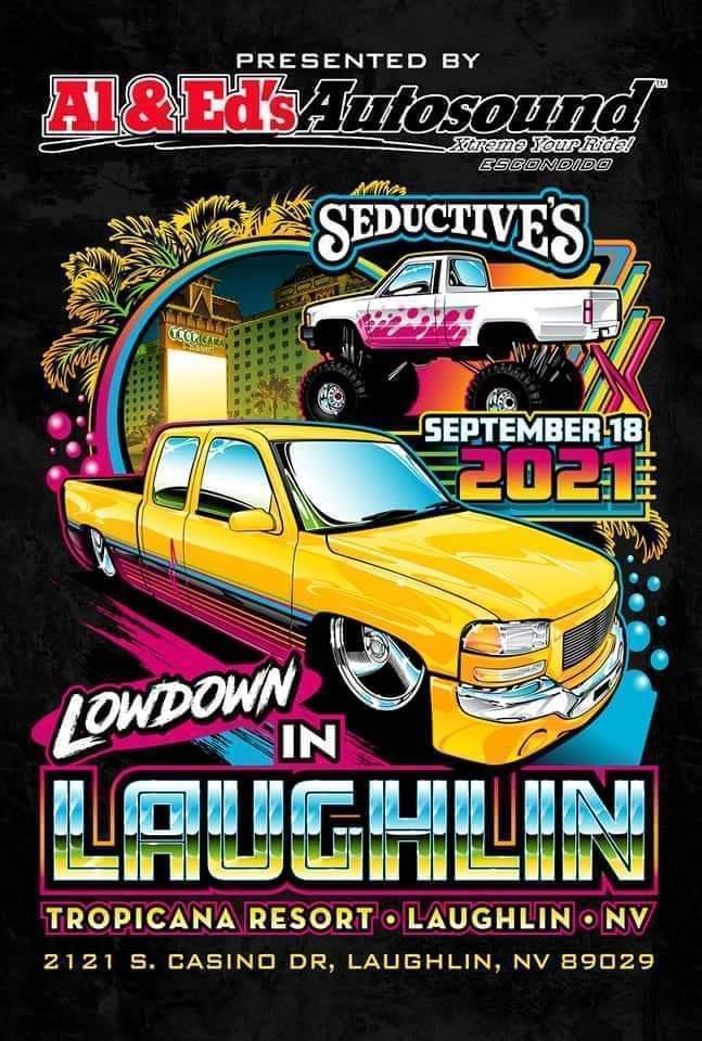 Seductives Lowdown in Laughlin