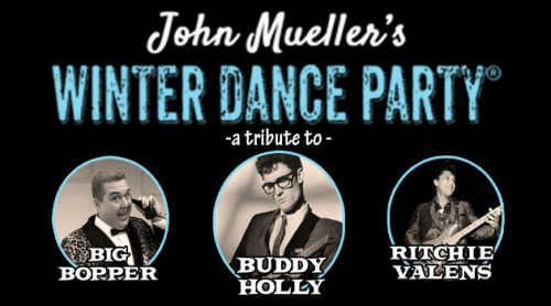 Winter Dance Party at The Riverside Resort in Laughlin