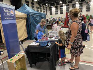 Back to school health fair Lake Havasu