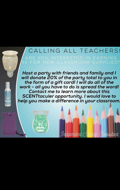 Fundraiser for Teachers