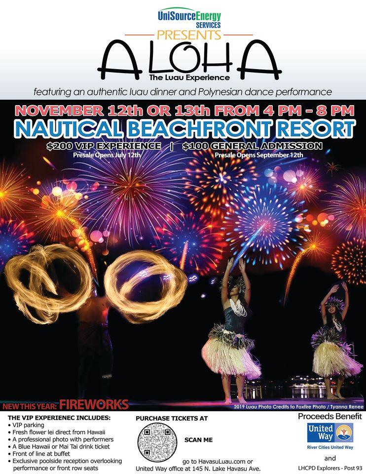 Aloha The Luau Experience