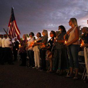 Lake Havasu City Gold Star Mothers Honored Sunday