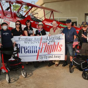 Special Memories Revived With Dream Flights In Lake Havasu Tuesday