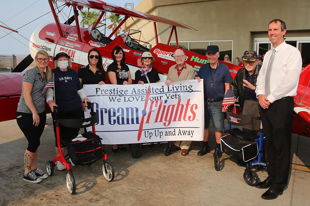 Dream Flight Lake Havasu