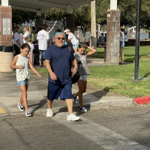 Havasuvians Walk For Suicide Awareness And Prevention