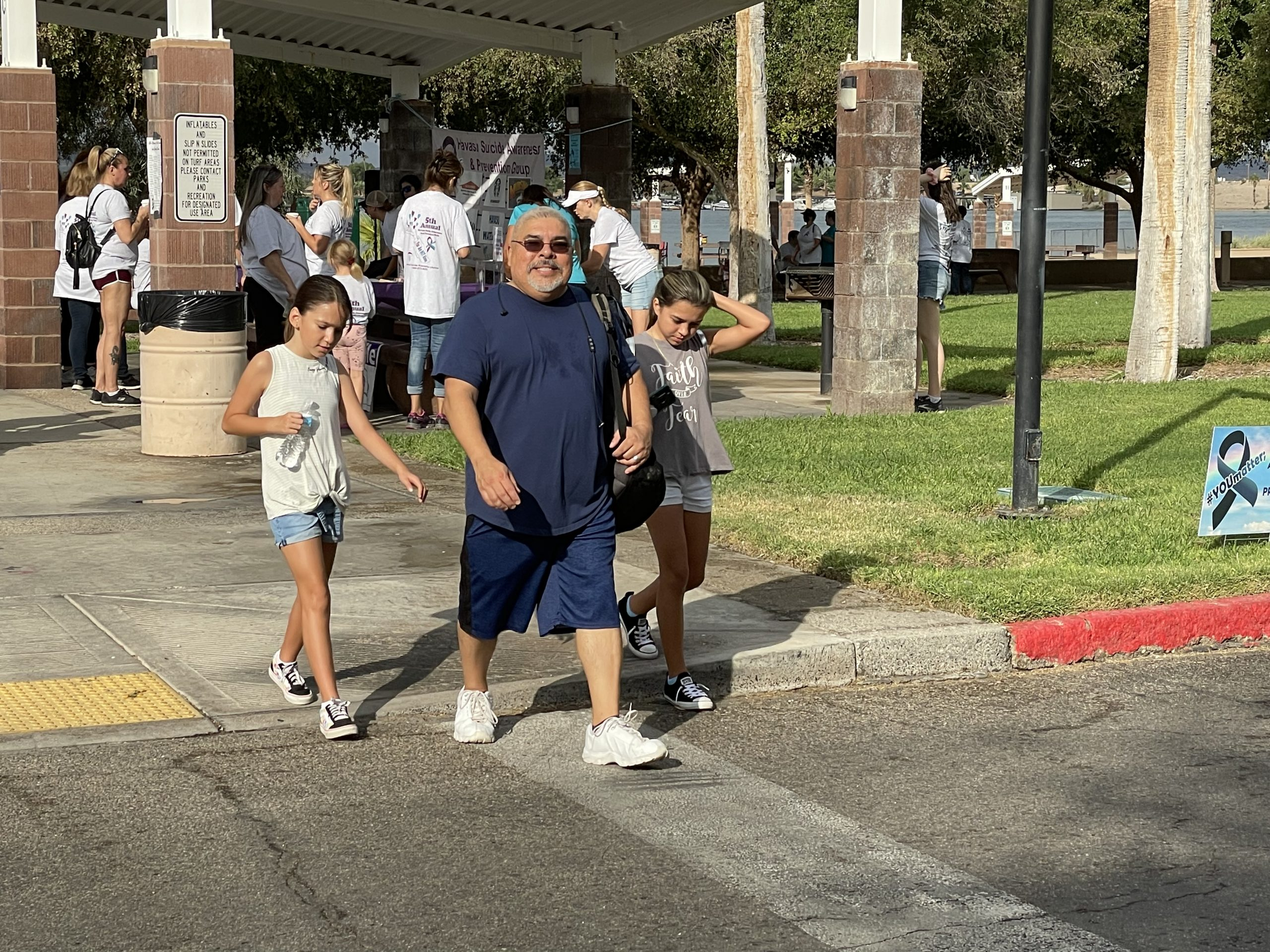 Havasuvians Walks For Suicide Awareness And Prevention