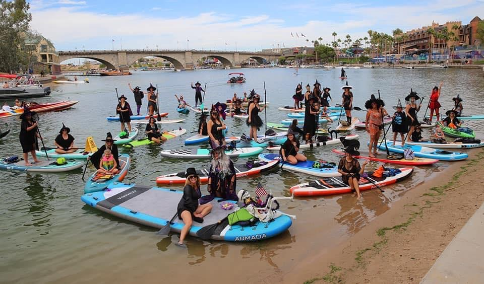 3rd  Annual Witches Paddle