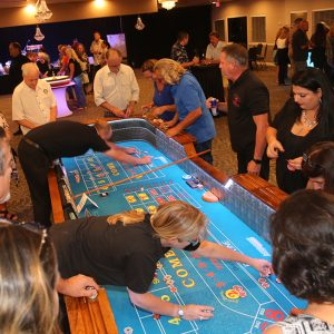 Casino Night Raises Money For Local Rotary Club