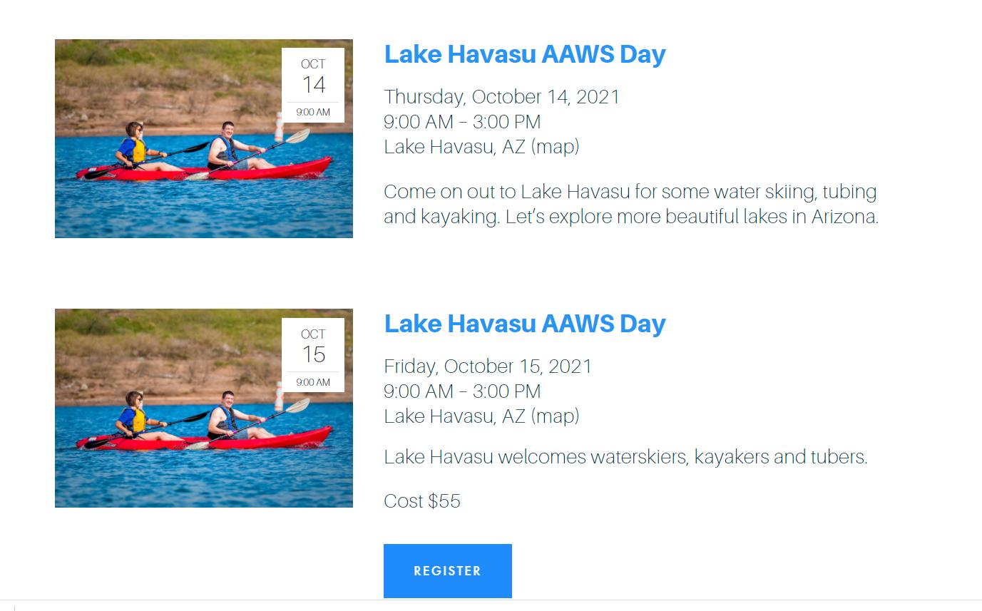 Adaptive Water Sports FUN DAY!