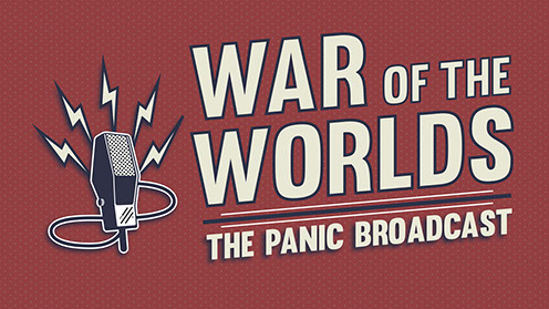 LHHS Presents War Of The Worlds: Panic Broadcast