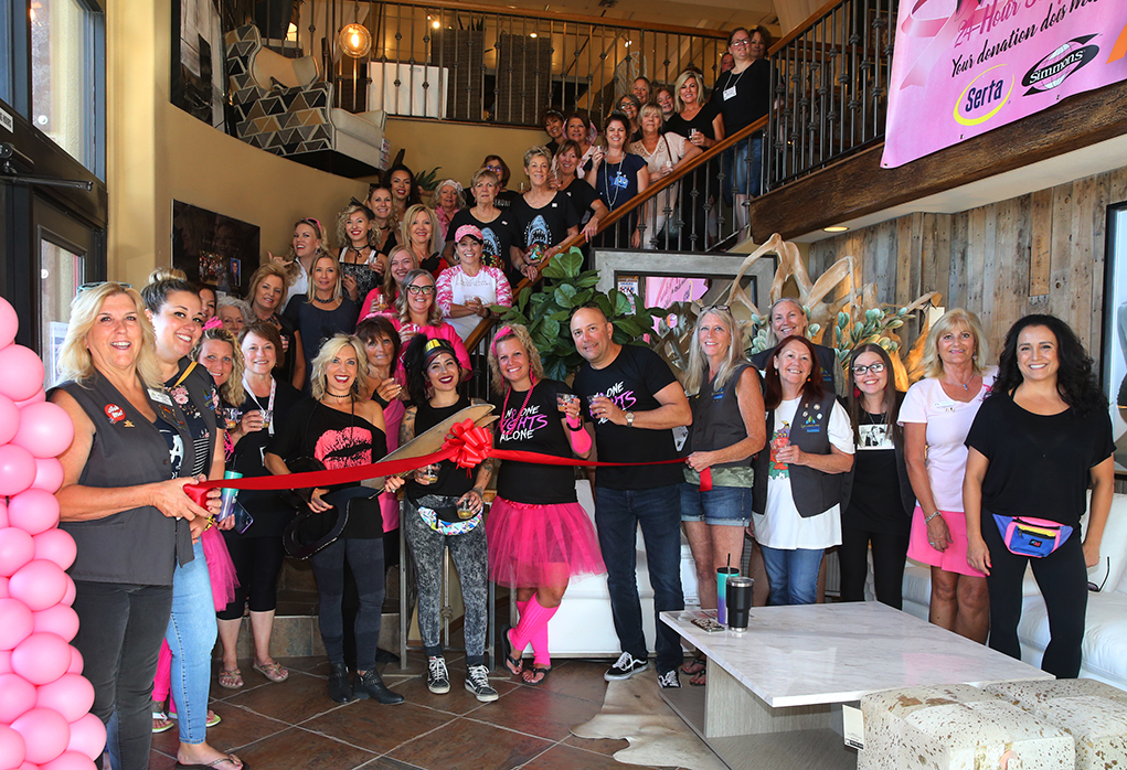 October Kicked Off Breast Cancer Awareness Month In Lake Havasu