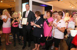 Breast Cancer Sleepless in Havasu