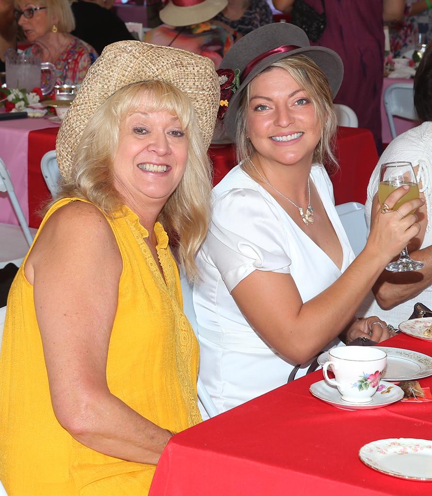 Havasu 50th Tea