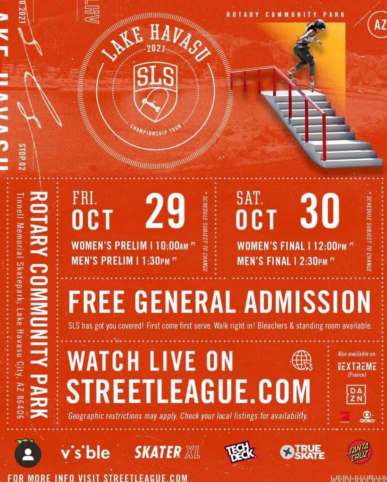 SLS Championship Tour