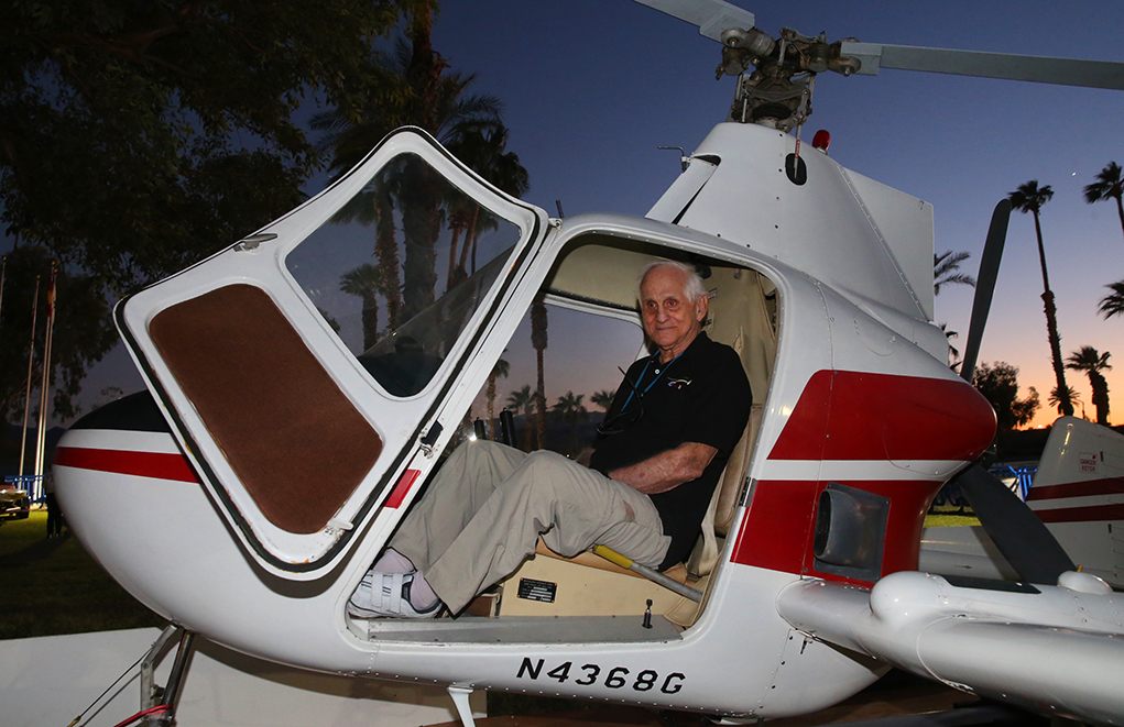 Gyroplane Shines At 'Mind of McCulloch' Museum Exhibit